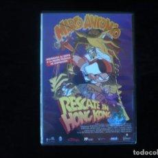 Cine: MARCO ANTONIO RESCATE EN HONG KONG (DVD COMO NUEVO). Lote 63555948