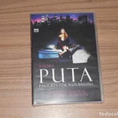 Cine: PUTA DVD DE KEN RUSSELL CINE ROTICO NUEVA PRECINTADA. Lote 295625563
