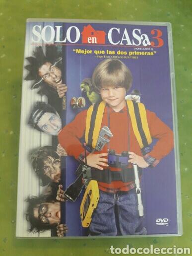 Solo En Casa 3 Dvd Vendido En Venta Directa 63644853