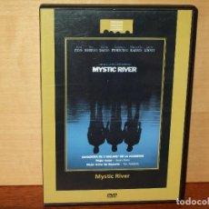 Cine: MYSTIC RIVER -SEAN PENN - TIM ROBBINS -KEVIN BEACON - DE CLINT EASTWOOD - DVD . Lote 63680991