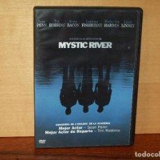 Cine: MYSTIC RIVER -SEAN PENN - TIM ROBBINS -KEVIN BEACON - DE CLINT EASTWOOD - DVD. Lote 63681059