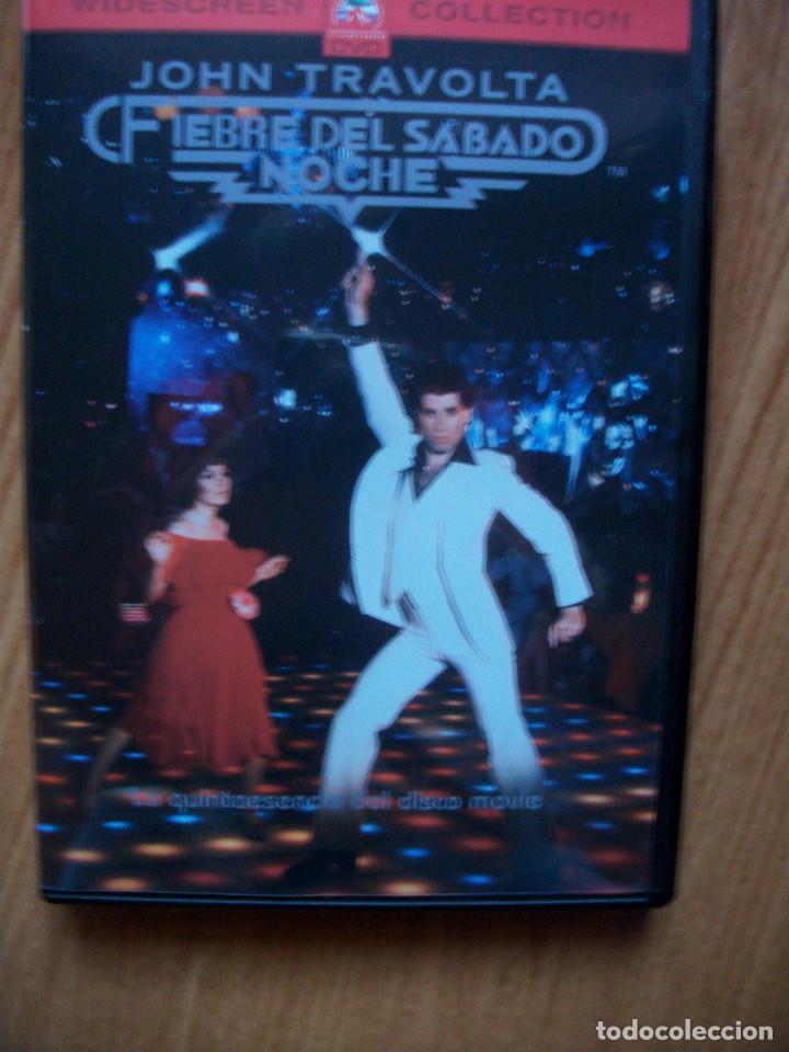 DVD FIEBRE DEL SABADO NOCHE (Cine - Películas - DVD)