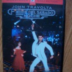 Cine: DVD FIEBRE DEL SABADO NOCHE. Lote 63738119