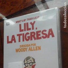 Cine: DVD LILY, LA TIGRESA (1966) - WODDY ALLEN - SENKICHI TANIGUCHI. Lote 63983231
