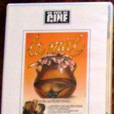 Cine: DVD LA MIEL CINE ESPAÑOL. Lote 64031699