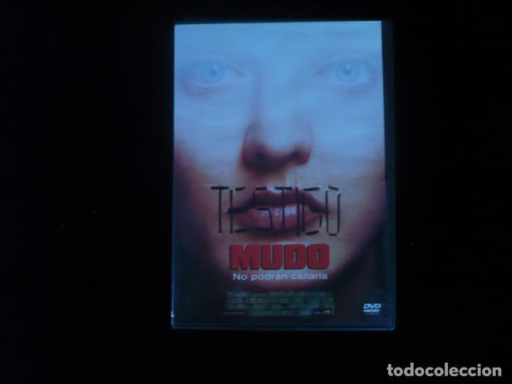 TESTIGO MUDO (Cine - Películas - DVD)