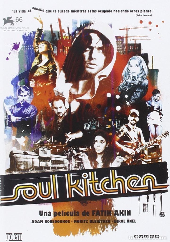 SOUL KITCHEN (DVD) DVD (Cine - Películas - DVD)