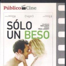 Cine: SOLO UN BESO. KEN LOACH. DVD PUBLICO 2008. Lote 64332747