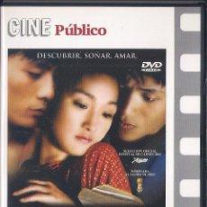Cine: BALZAC Y LA JOVEN COSTURERA CHINA. DAI SIJIE. DVD PUBLICO 2009. Lote 64333399