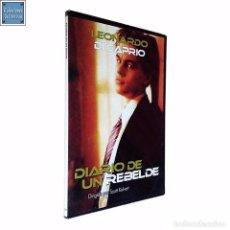 Cine: DIARIO DE UN REBELDE / NEW LINE CINEMA 1995 / PELÍCULA DVD 2011 (PRECINTADO). Lote 64353003