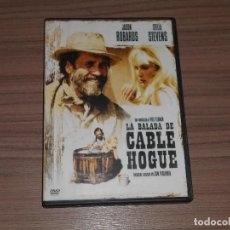Cine: LA BALADA DE CABLE HOGUE DVD DE SAM PECKINPAH JASON ROBARDS DESCATALOGADA COMO NUEVA. Lote 243643720