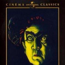 Cine: DOBLE ASESINATO EN LA CALLE MORGUE (DVD. ROBERT FLOREY. 1932) BELA LUGOSI. DESCATALOGADO. Lote 64439151