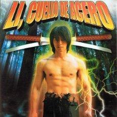 Cine: DVD LI,CUELLO DE ACERO . Lote 64460127