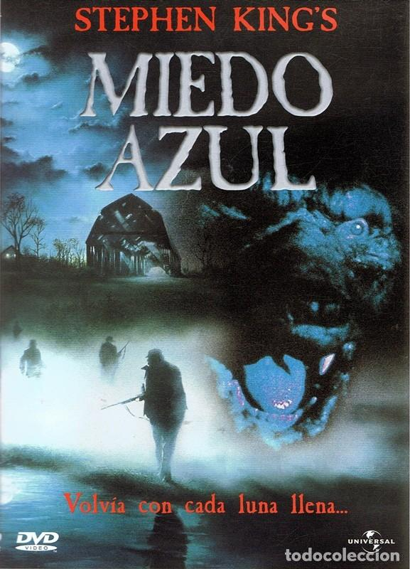 DVD MIEDO AZUL STEPHEN KING (Cine - Películas - DVD)