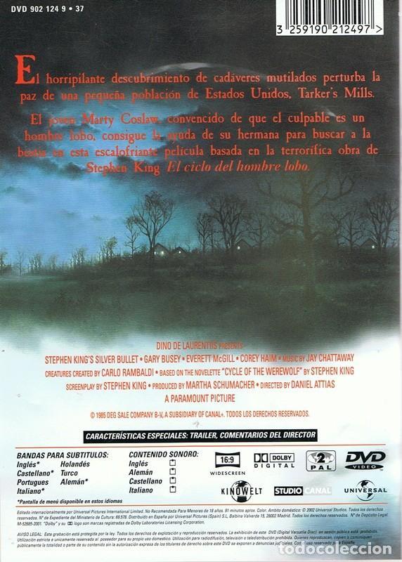 Cine: DVD MIEDO AZUL STEPHEN KING - Foto 2 - 64460855