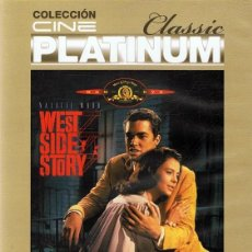 Cine: DVD WEST SIDE STORY NATALIE WOOD . Lote 64465991