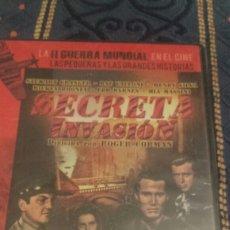 Cine: SECRETA INVASIÓN. DVD.. Lote 64500209