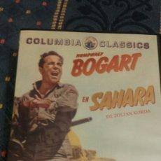 Cine: SAHARA. HUMPHREY BOGART. SAHARA. DVD.. Lote 64502879