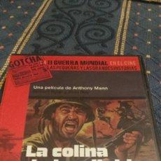 Cine: LA COLINA DE LOS DIABLOS DE ACERO. DVD.. Lote 64504283