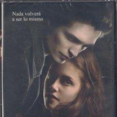 Cine: CREPÚSCULO (TWILIGHT) - CATHERINE HARDWICKE - DVD NUEVO PRECINTADO 2008. Lote 64516947