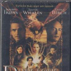 Cine: DRAGONES Y MAZMORRAS (DUNGEONS & DRAGONS) - COURTNEY SOLOMON - DVD NUEVO PRECINTADO 2000. Lote 64518167