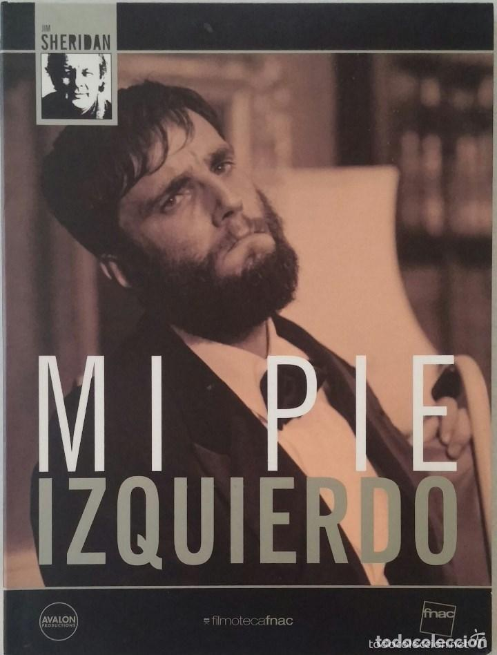 MI PIE IZQUIERDO (1989) - JIM SHERIDAN - DESCATALOGADO - DVD - FILMOTECA FNAC - OSCAR MEJOR ACTOR (Cinema - Movies - DVD)