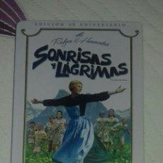 Cine: DVD SONRISAS Y LÁGRIMAS EDICIÓN 40 ANIVERSARIO . Lote 64928899