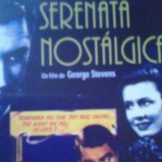 Cine: SERENATA NOSTALGICA. Lote 64961187