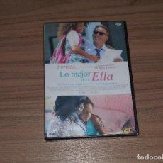 Cine: LO MEJOR PARA ELLA DVD KEVIN COSTNER OCTAVIA SPENCER AÑO 2014 NUEVA PRECINTADA. Lote 126070415