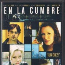 Cine: EN LA CUMBRE (HEIGHTS) - CHRIS TERRIO - DVD 2005 SONY. Lote 65866682