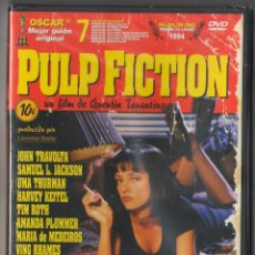 Cine: DVD PULP FICTION. Lote 65955914