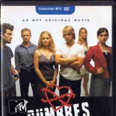 Cine: MTV CUMBRES BORRASCOSAS. Lote 65955954