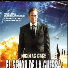 Cine: EL SEÑOR DE LA GUERRA. DVD NUEVO. Lote 66112442