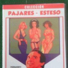 Cine: DVD CINE ESPAÑOL. CARAY CON EL DIVORCIO DE FERNANDO ESTESO. Lote 66141758