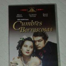 Cine: DVD CUMBRES BORRASCOSAS . Lote 66174014