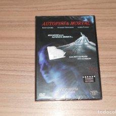Cine: AUTOPISTA MORTAL DVD TERROR NUEVA PRECINTADA. Lote 68080278