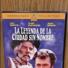 Cine: PAINT YOUR WAGON. LEE MARVIN / CLINT EASTWOOD ( INGLÉS ) DVD DE BUENA CALIDAD. Lote 177084735