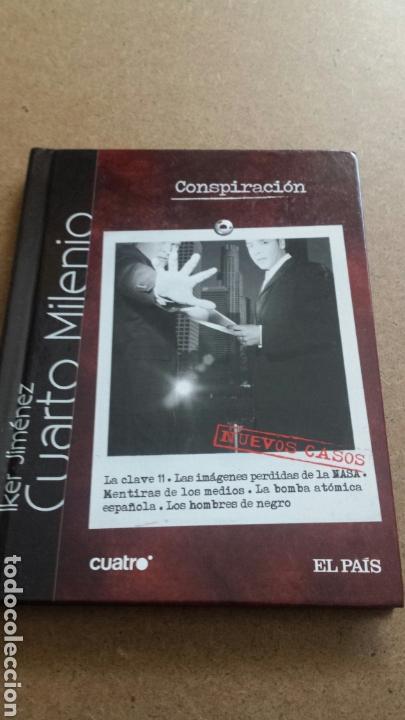 cuarto milenio. conspiración. número 7. libro d - Comprar Películas ...