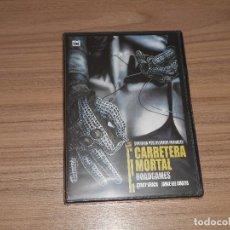 Cine: CARRETERA MORTAL DVD STACY KEACH JAMIE LEE CURTIS TERROR NUEVA PRECINTADA. Lote 295626058