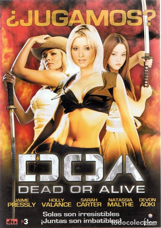 Dvd Doa Dead Or Alive Jaime Pressly Buy Dvd Movies At