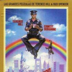 Cine: DVD EL SUPERPODEROSO TERENCE HILL . Lote 66828730