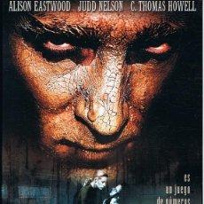 Cine: DVD CÓDIGO OCULTO JUDD NELSON . Lote 66852546