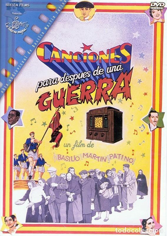 DVD CANCIONES PARA DESPUÉS DE UNA GUERRA (Cine - Películas - DVD)