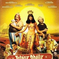 Cine: DVD ASTÉRIX Y OBÉLIX MISIÓN CLEOPATRA. Lote 66858826