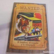 Cine: DVD OESTE SPAGHETTI WESTERN - EL HOMBRE EL ORGULLO Y LA VENGANZA - PRECINTADO - NERO / KINSKI. Lote 66871766