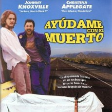 Cine: DVD AYÚDAME CON EL MUERTO . Lote 66982338