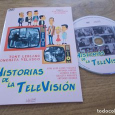 Cine: HISTORIAS DE LA TELEVISION. TONY LEBLANC CONCHITA VELASCO, GRACITA MORALES. Lote 67047958