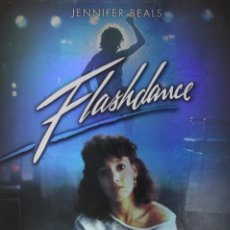 Cine: FLASHDANCE DESCATALOGADA. Lote 67168229