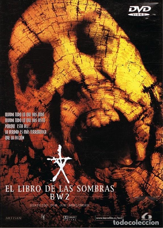 DVD EL LIBRO DE LAS SOMBRAS B W 2 (Cine - Películas - DVD)