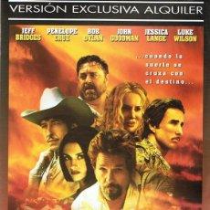 Cine: DVD ANÓNIMOS JEFF BRIDGES . Lote 67465697